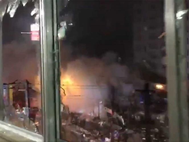 Japón: Al menos 40 heridos por explosión en restaurante | El Imparcial de Oaxaca