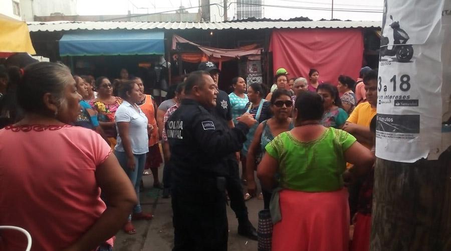 Desalojan a comerciantes de Juchitán | El Imparcial de Oaxaca