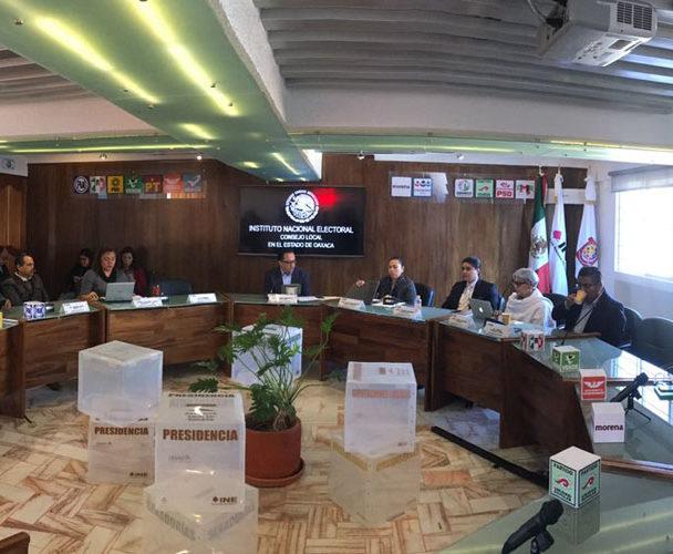 IEEPCO valida condiciones  para votar en San Dionisio