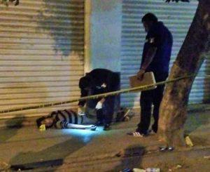 Hallan a joven muerto cerca de la Central Camionera de Oaxaca