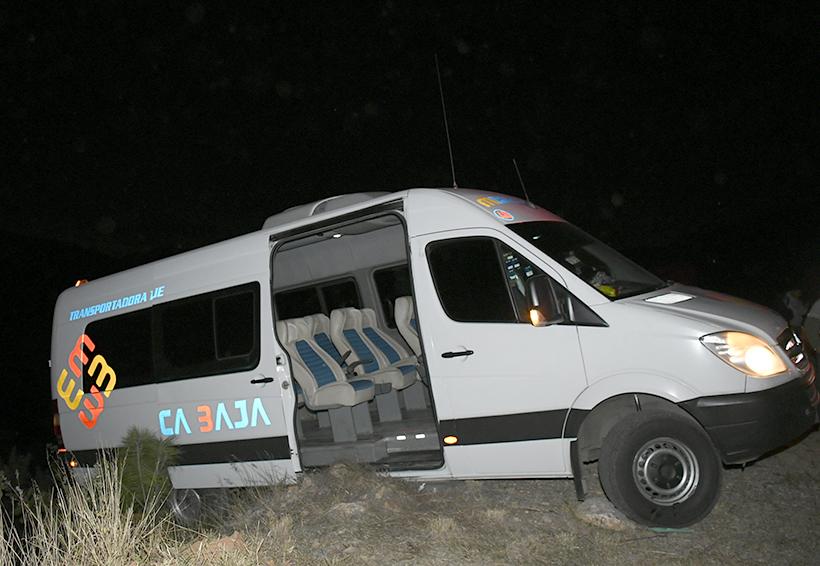 Transportadora turística genera percance durante gira de AMLO | El Imparcial de Oaxaca