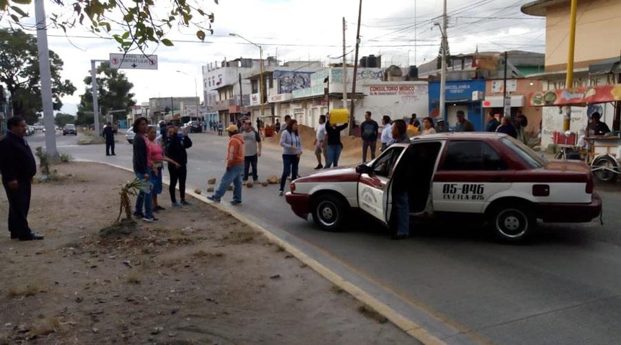 Vecinos de la colonia Libertad, Oaxaca exigen atención a sus demandas | El Imparcial de Oaxaca