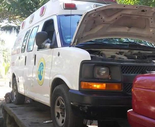 Bomberos de la Costa sin vehículos por la falta de recursos
