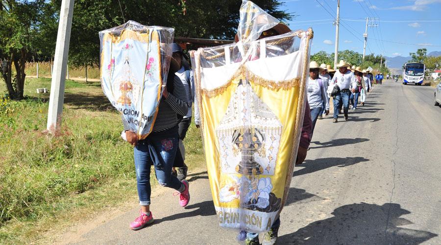Crecen peregrinaciones al santuario de Juquila | El Imparcial de Oaxaca