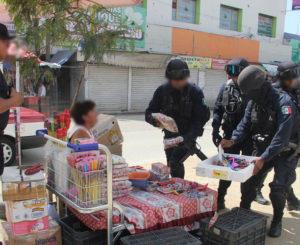 Comercializan en Oaxaca pirotecnia sin control alguno