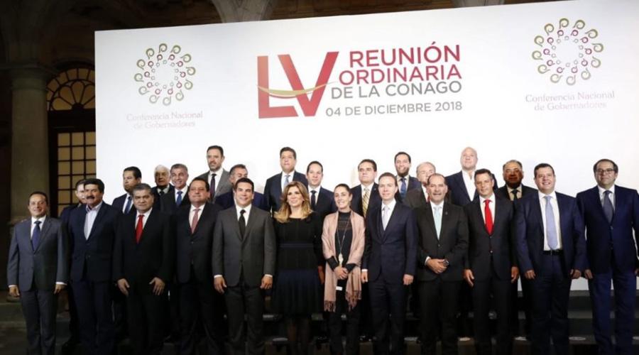 AMLO pacta con la Conago: superdelegados no decidirán en temas de seguridad | El Imparcial de Oaxaca