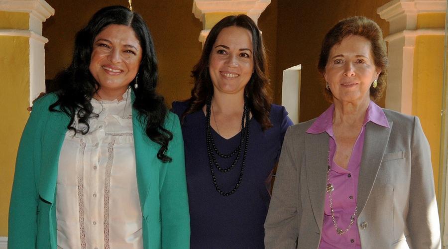 Alejandra Frausto anunció a los titulares del sector cultural
