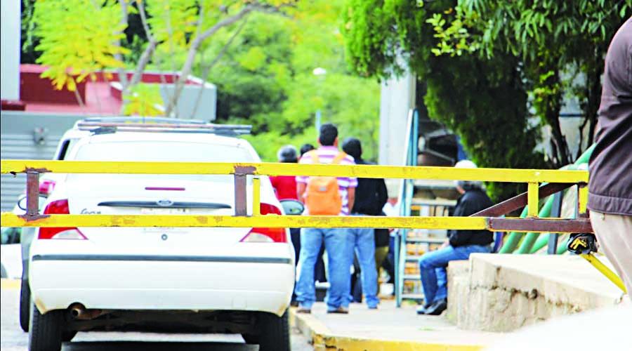 Se suicida un trabajador en el ISSSTE de Oaxaca   El Imparcial de Oaxaca