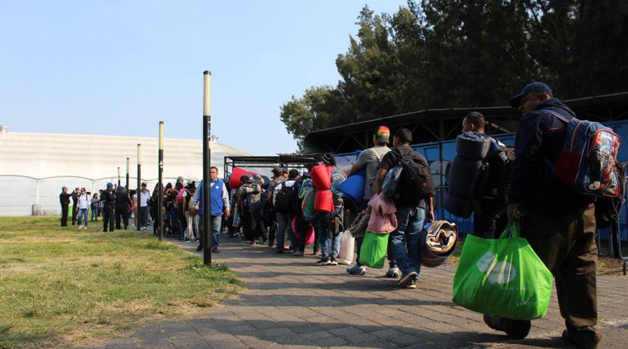 Migrantes varados en México se repartirán por el país; ya tienen empleo | El Imparcial de Oaxaca