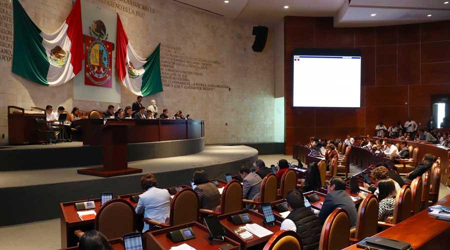 Demanda Congreso de Oaxaca frenar violencia contra las mujeres | El Imparcial de Oaxaca