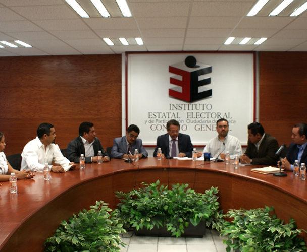 Roban paquetería electoral y suspenden comicio en San Dionisio del Mar