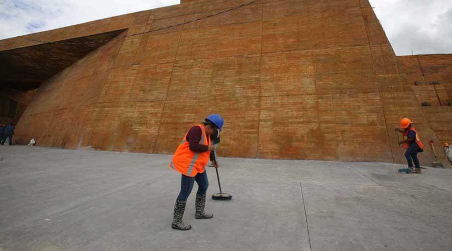 Permanece Oaxaca sin realización de obra pública | El Imparcial de Oaxaca