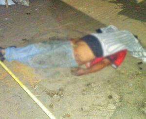 Muere hombre en la Central de Abasto
