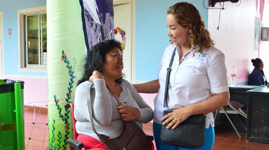 Entregan reconocimientos a personas con discapacidad en Tuxtepec | El Imparcial de Oaxaca