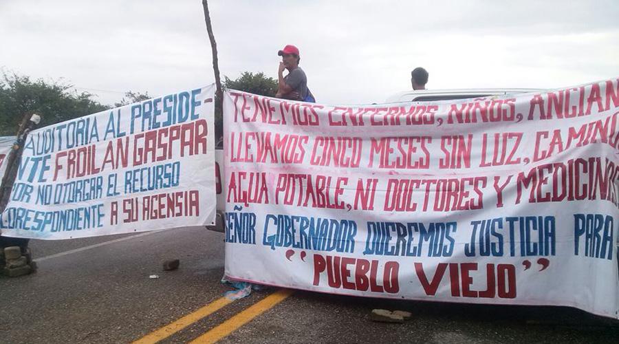 Exigen atención a conflicto en San Francisco del Mar | El Imparcial de Oaxaca