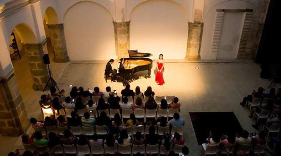 El Festival de Ópera encuentra eco en Oaxaca   El Imparcial de Oaxaca