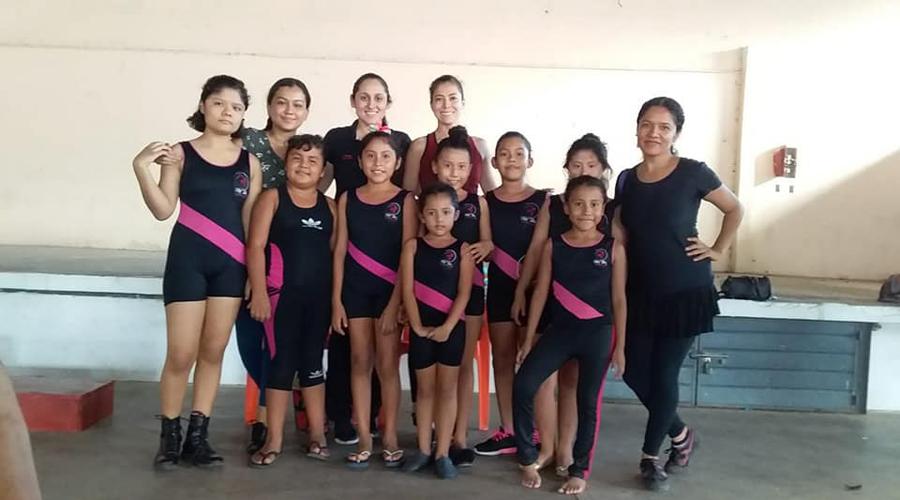 Gimnastas oaxaqueñas participan en Copa Christmas 2018 | El Imparcial de Oaxaca