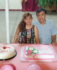 Cumpleaños de Maribel
