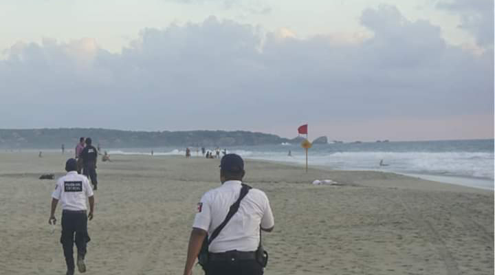 Se ahoga turista coreana en Puerto Escondido   El Imparcial de Oaxaca
