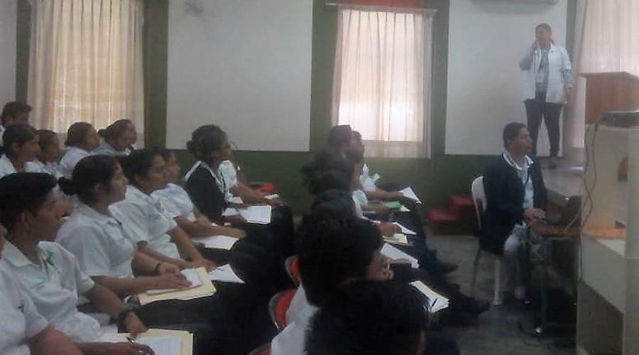 Dan cursos a estudiantes del CONALEP de Tuxtepec | El Imparcial de Oaxaca