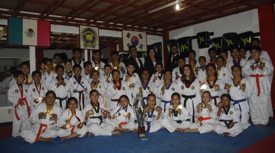 Taekwondoínes oaxaqueños se colocan entre los mejores del país | El Imparcial de Oaxaca