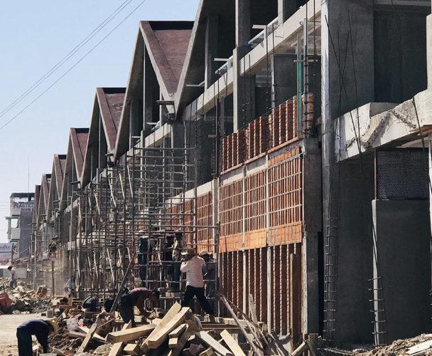 Mercado de Juchitán estará listo en febrero