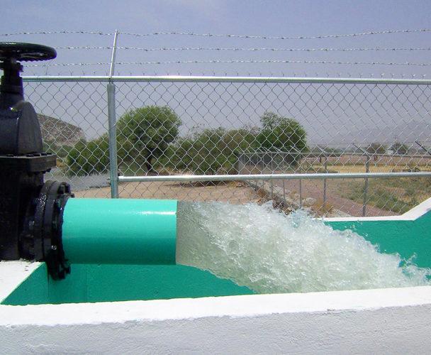 Piden explicaciones sobre obra de sistema de agua