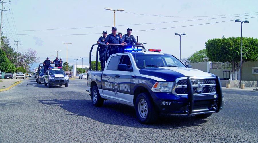 Policía Municipal de Pochutla sin seguridad social | El Imparcial de Oaxaca