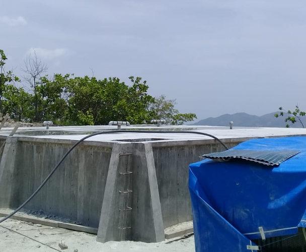 Posponen entrega del sistema de agua de Chacalapa