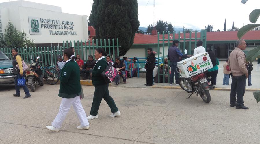 Continuarán en exigencia de Hospital de Especialidades en Tlaxiaco | El Imparcial de Oaxaca