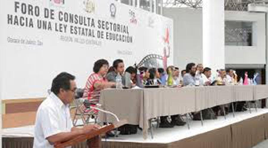 Incluyen a pueblos originarios en la nueva ley educativa   El Imparcial de Oaxaca