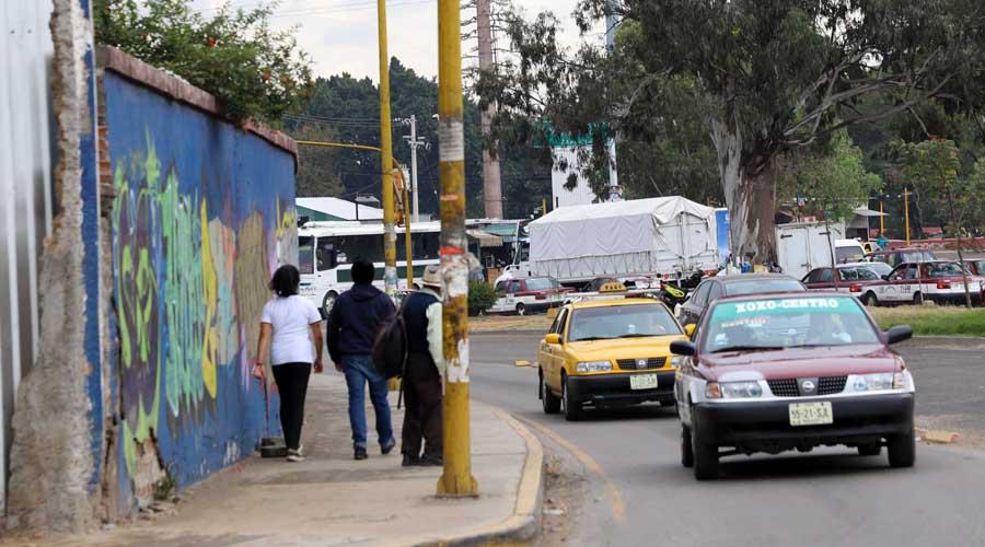 Parque del amor: un reto cruzarlo y salir ileso | El Imparcial de Oaxaca