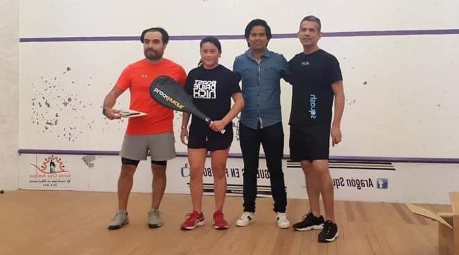 Celebrarán tradicional Torneo del Pavo 2018 de Squash   El Imparcial de Oaxaca