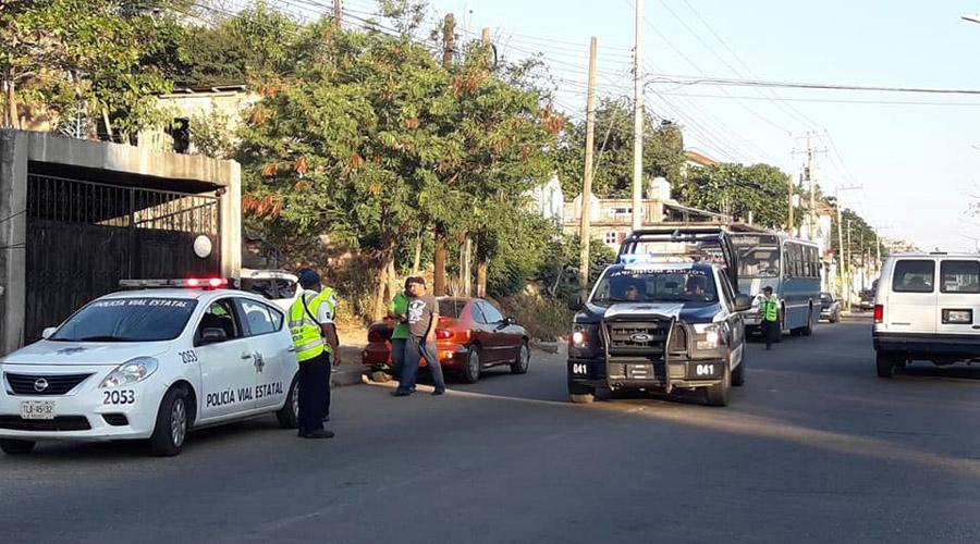 Sancionan a choferes del Istmo por exponer a los pasajeros | El Imparcial de Oaxaca