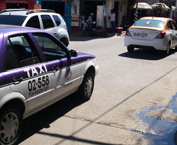 Sin actualizar tarifas de los taxis