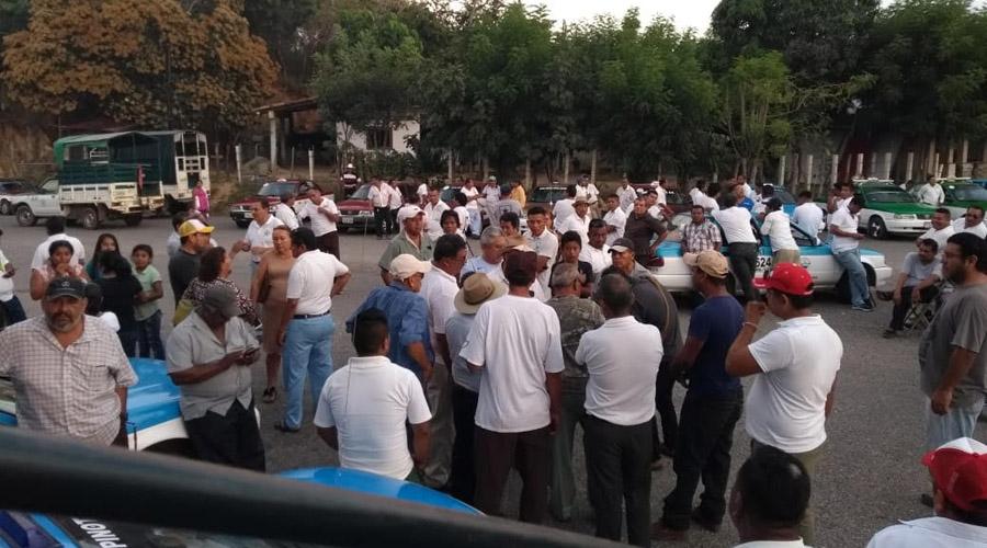 Transportistas de la Costa piden terminar con irregularidades | El Imparcial de Oaxaca