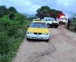 Asesinan a mototaxista en Ixtlahuaca