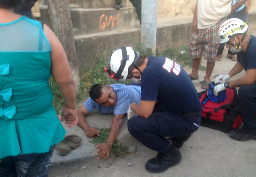 Atropellan a un militar en Juchitán, Oaxaca | El Imparcial de Oaxaca
