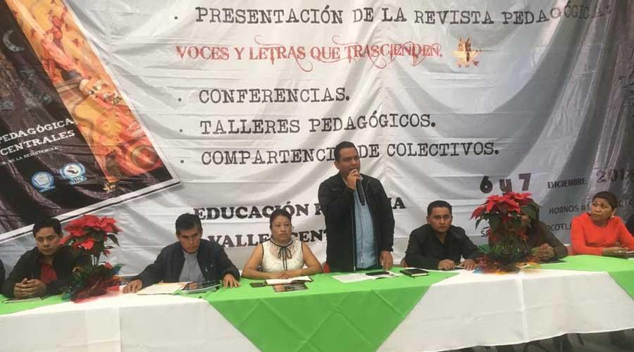 Sección 22 da por hecho la abrogación de reforma educativa | El Imparcial de Oaxaca