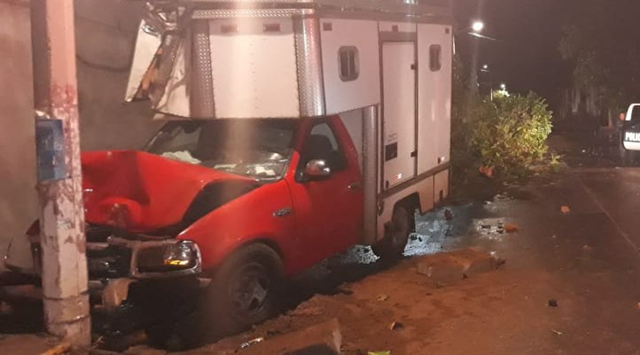Se accidenta ebrio conductor en Juchitán | El Imparcial de Oaxaca