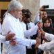 AMLO recibe Bastón de Mando de etnias indígenas de Chiapas