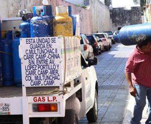 El precio del gas LP subió 4.3% durante noviembre
