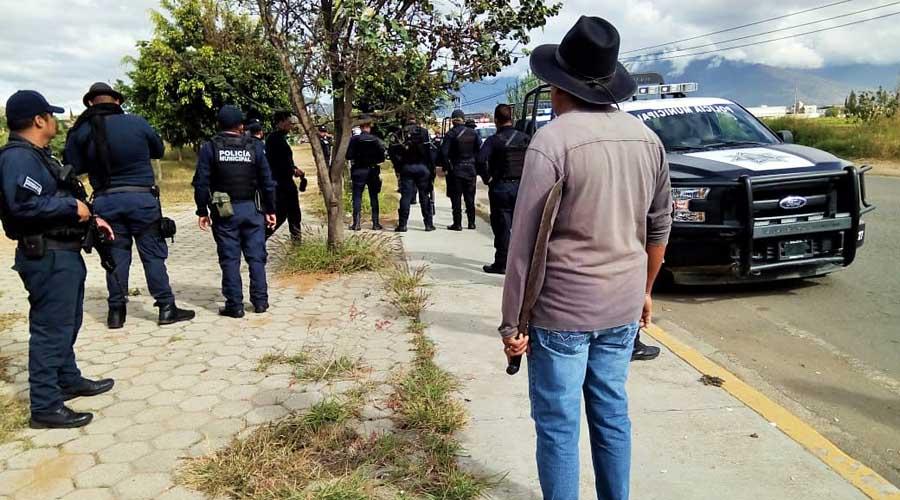 Invasión en el Atoyac, provoca enfrentamiento en la Reforma Agraria | El Imparcial de Oaxaca