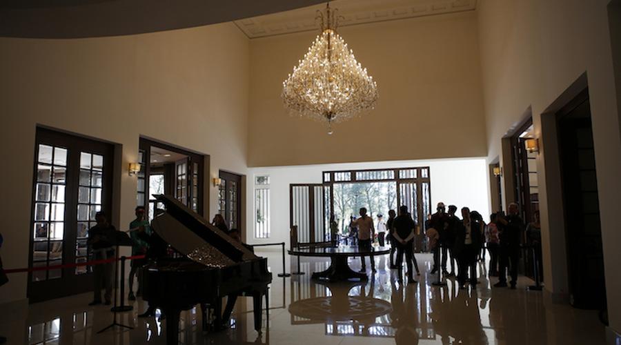 Obras de arte que estaban en Los Pinos están siendo reubicadas | El Imparcial de Oaxaca