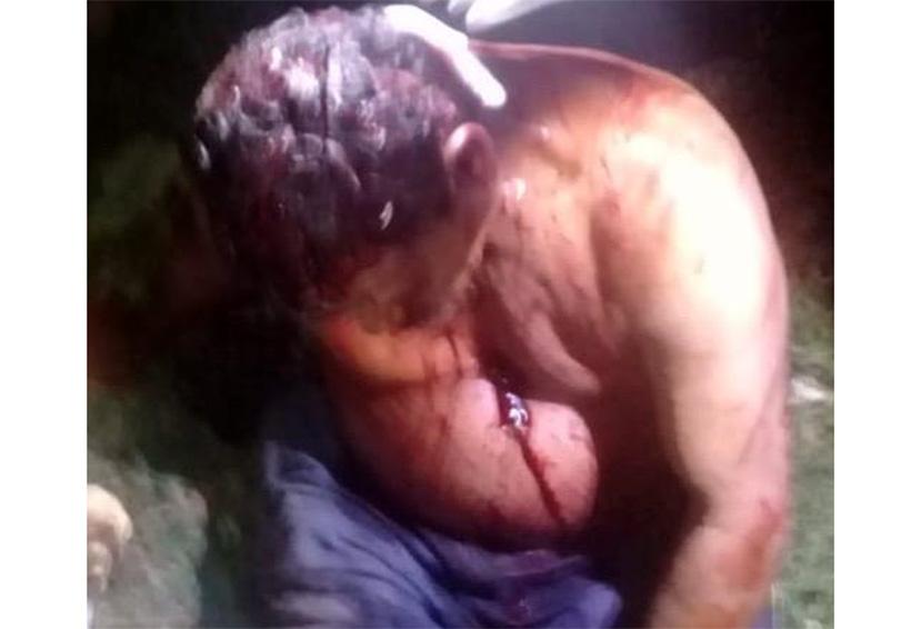 Nieto agrede a machetazos a su abuelo en Juchitán, Oaxaca | El Imparcial de Oaxaca