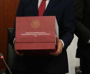 Ganan Pemex y Turismo en Paquete de Egresos de la Federación