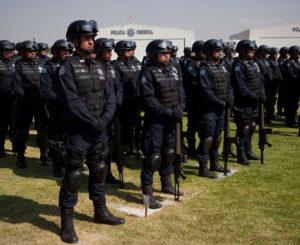 Padecen trastornos psicológicos, más de más de 8 mil policías federales