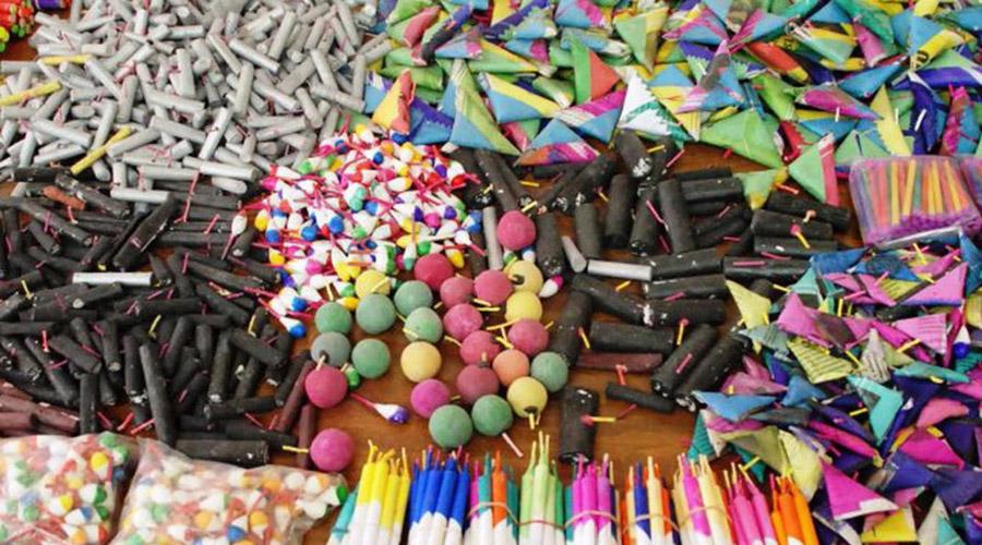 En el Istmo, exhortan a no comprar fuegos artificiales | El Imparcial de Oaxaca