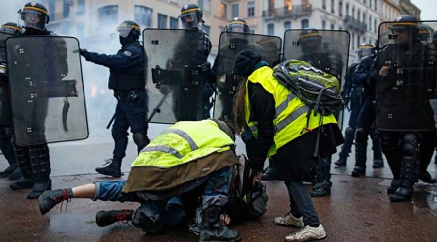 Rusia se deslinda de protestas en Francia | El Imparcial de Oaxaca