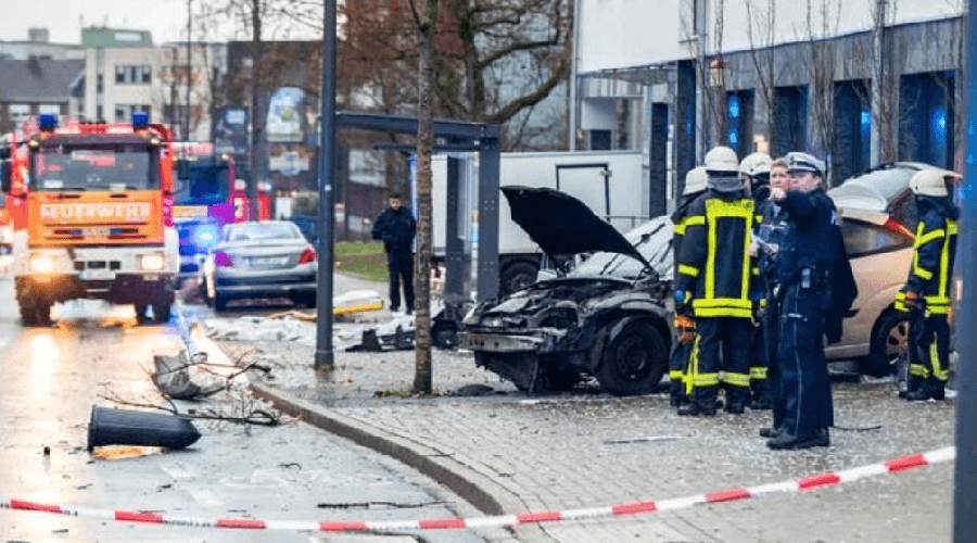 Auto embiste a un grupo de personas en Alemania; muere octogenaria | El Imparcial de Oaxaca